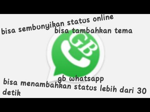 Kelebihan gb whatsapp dan fitur apa saja yang ada di gb whatsapp