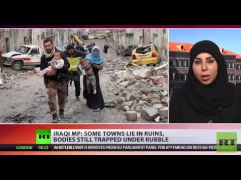 Towns in ruins, bodies remain under rubble, children need aid – Iraqi MP on Mosul op aftermath