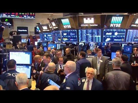 Technology jitters spark global market selloff