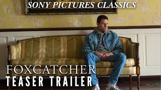 Official Teaser 3 - Foxcatcher