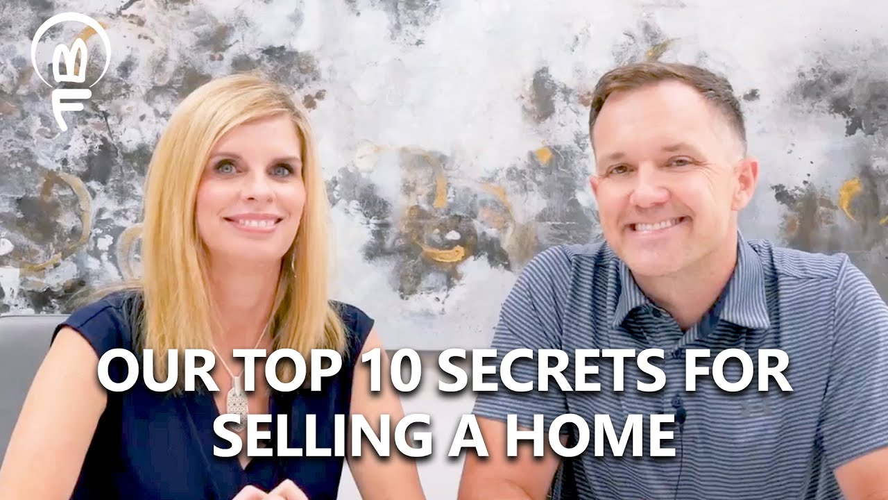10 Secrets For Getting Top Dollar When Selling Your Home