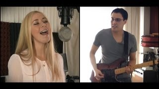 Stay - Rihanna ft. Mikky Ekko (cover by Karlijn Verhagen and Mike Attinger)