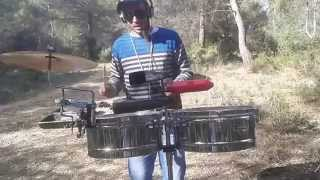 Marc Anthony - Flor Palida -  Cover Timbales Yoandy San Martin