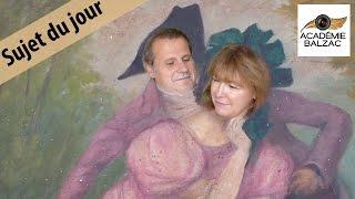 Sujet du jour 19 : La princesse et le berger - Académie Balzac