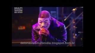Detonautas - Ao Vivo-Green Rock Festival no Multishow (25/08/2012) Show Completo