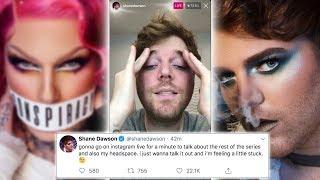SHANE DAWSON CANCELLED HIS SERIES !?