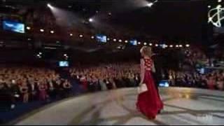Kathryn Morris 59th Emmy Awards