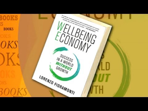 BOOK REVIEW: Wellbeing Economy by Lorenzo Fioramonti