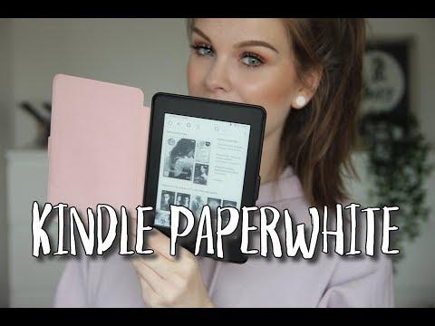 KINDLE PAPERWHITE | Ja oder Nein?  • Jennifer Fröhlich
