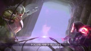 Magic: The Gathering Innistrad Trailer  (Japanese)