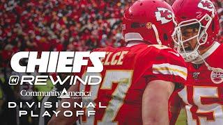 Divisional Playoff Win vs. Texans Recap   Chiefs Rewind