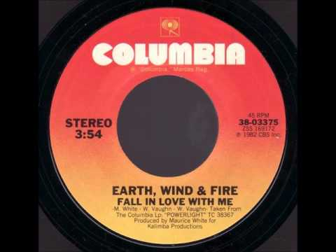Earth, Wind & Fire Fall In Love With Me