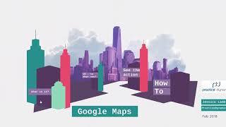 XPLAN Google Map Integration
