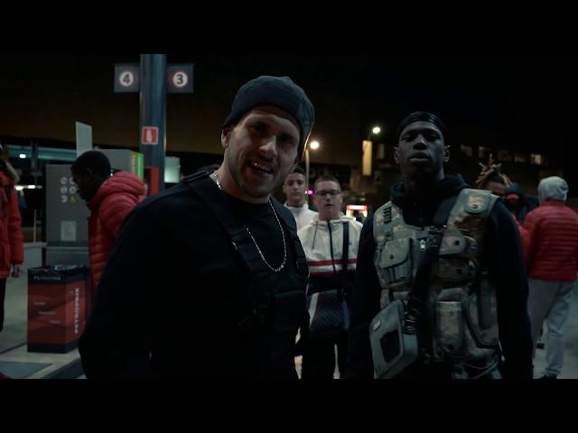 C.D.S 13 El Niño - Sauvage feat. Ghetto Boy (prod. by Eneygriega & PAPI MATY) (official video)