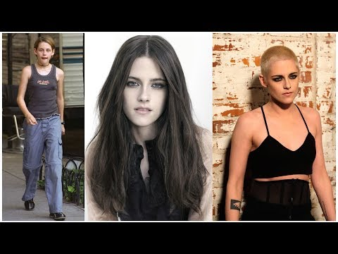 Kristen Stewart - From 9 to 27 Years Old - Wild Wolf