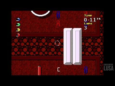 Micro Machines: Turbo Tournament 96