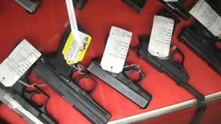 АМЕРИКА #16 Американский ломбард SOLS: автоматы и пистолеты