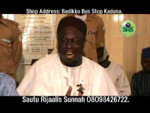 Download 1 HARSHENKA ALKALINKA - SHEIKH AMINU IBRAHIM DAURAWA HD Mp4 3GP Video and MP3