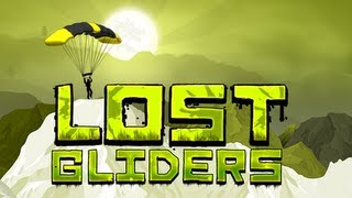 Lost Gliders Game ( android & iOS )
