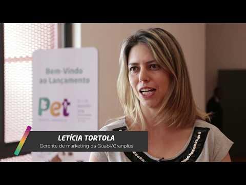 Lançamento da PET South America 2018