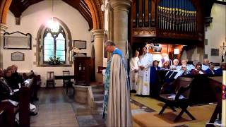 preview picture of video 'Confirmation 2012 | Bishop's Sermon'