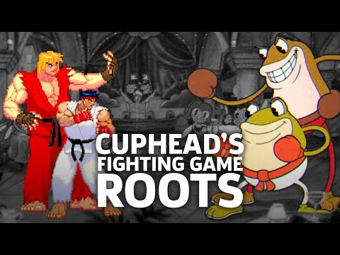Cuphead's Creators Reveal Their Fighting Game Influences