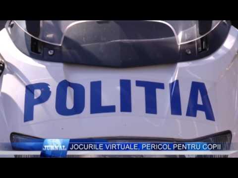 JOCURILE VIRTUALE PERICOL PENTRU COPII