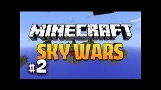 Играем в Sky Wars! (Minecraft)! #2
