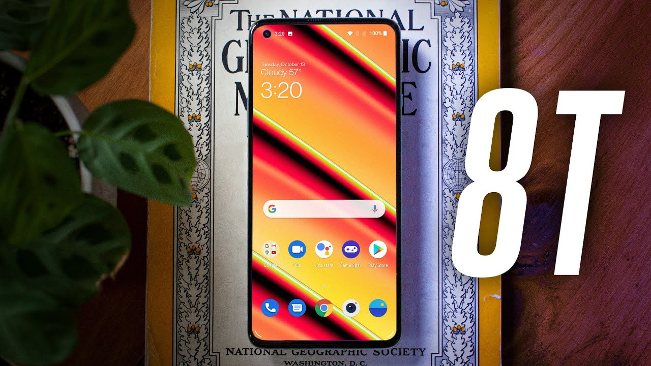 OnePlus 8T review: numbers game thumbnail