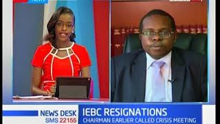 IEBC in limbo as Vice Chair-Nkatha walks out with two commissioners-Advocate Charles Kanjama
