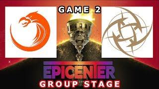 TNC vs NIP Game 2 Highlights Group Stage Epicenter Major 2019