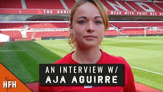 AJA AGUIRRE | FOREST LIFE & INJURY RECOVERY