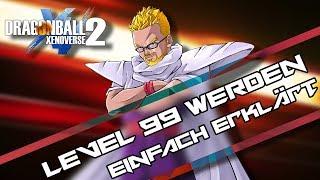 Level 99 werden in Xenoverse 2 - Xenoverse 2 Level Cap erhöhen