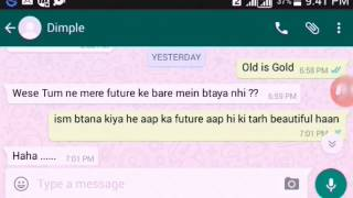 How To Impress A Unknown Girl On WhatsApp