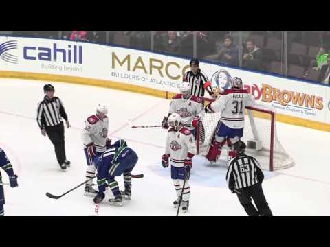 HIGHLIGHTS | IceCaps shade Comets 3-2 in OT