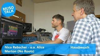 Alice Merton (No Roots) U.a. Produziert Nico Rebscher Mit Cubase   Hausbesuch