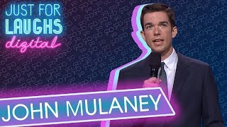 John Mulaney - Back To The Future Doesn't Make Sense