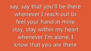 White Lion - You're All I Need Lyrics