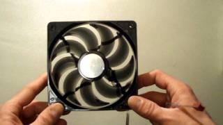 Coolermaster SickleFlow 120mm Case Fan Review