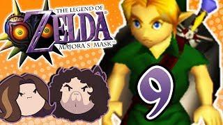 Zelda Majora's Mask: Secret Area - PART 9 - Game Grumps