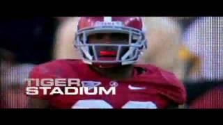 Alabama vs LSU--Game 10