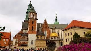 Красивое видео о Кракове, Польша. Или как мы приехали в Краков, Польшу))