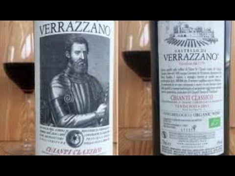 I vini del castello di Verrazzano