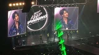 [FanCam] GOT7 KEEP SPINNING WORLD TOUR CHILE 2019