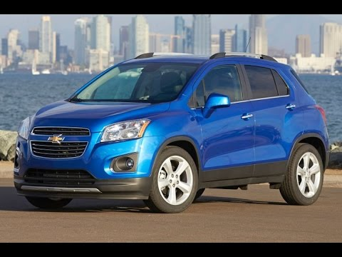2015 Chevrolet Trax Start Up and Review 1.4 L 4-Cylinder Turbo