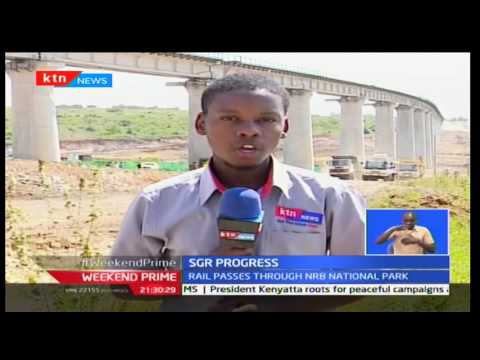 Weekend Prime: SGR Commuter train expected to begin soon with the 1st phase completed