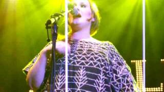 Adele - Tired Live @ De Oosterpoort Groningen 18-04-08