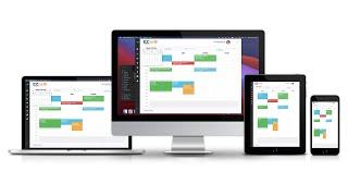 EZnet Scheduler video