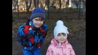 Milana и Nikitos walking video kids entertainment for kids