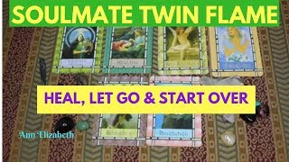 Soulmate Twin flames Reading - Healing & Letting go - New Love - Romance